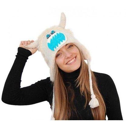 Picture of Pink yak Yeti Hat