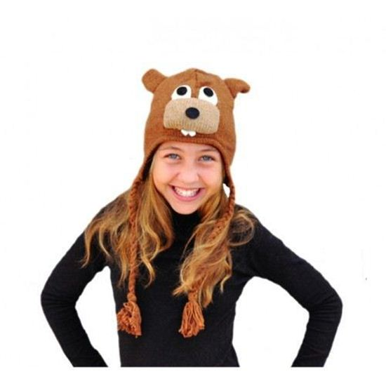 Picture of Pink Yak Beaver Hat