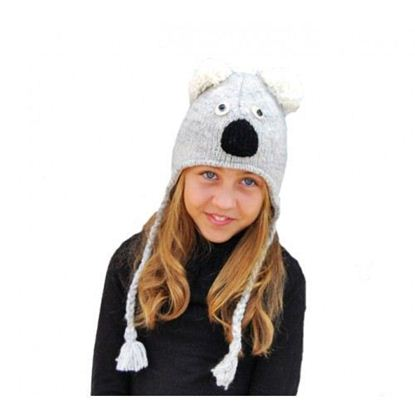 Picture of Pink Yak Koala Hat