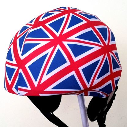 Picture of Evercover - Union Jack - Great Britain Helmet Cover