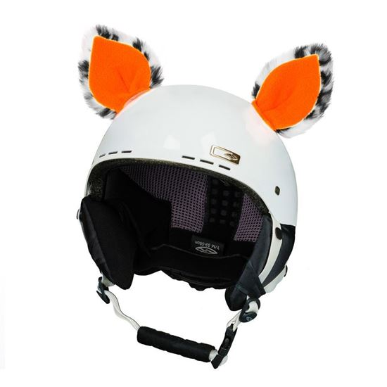 Picture of Crazy Ears - Cat Neon Orange