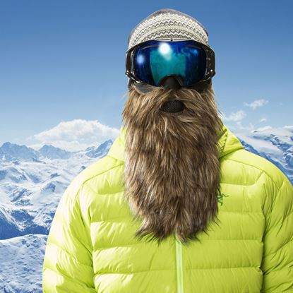 Picture of Beardski Prospector Ski Mask