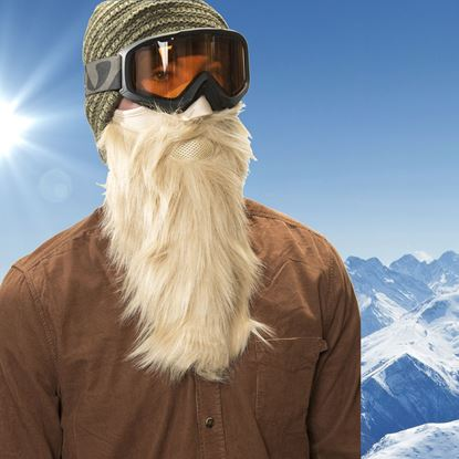 Picture of Beardski Viking Ski Mask