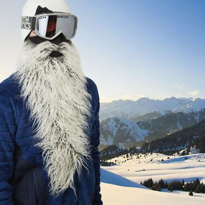 Picture of BeardSki Easy Rider Ski Mask