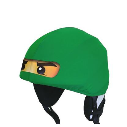 Picture of Evercover - Green Ninja Helmet Cover