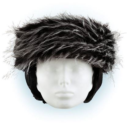 Picture of Crazy Ears - Helmet Band Grey