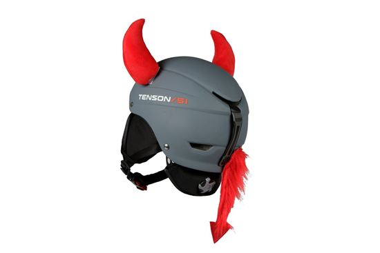 Picture of Hoxyheads Ears & Tail - DEVIL HORNS