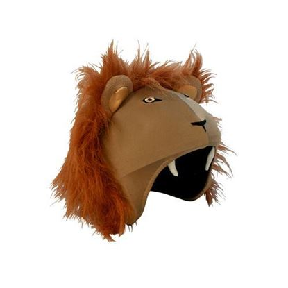 Picture of Coolcasc - Lion Helmet Cover