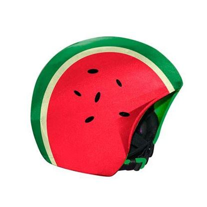 Water Melon Helmet Cover