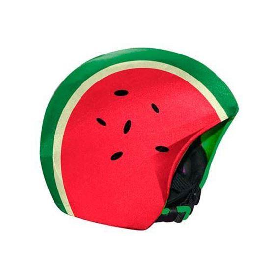 Water Melon Helmet Cover