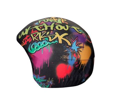 Graffiti Helmet Cover
