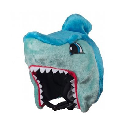 Hoxy Heads Shark Helmet Cover