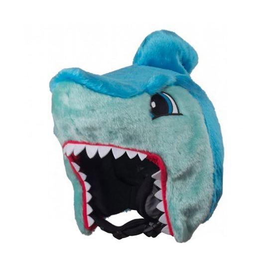 Hoxy Heads Shark Helmet Cover
