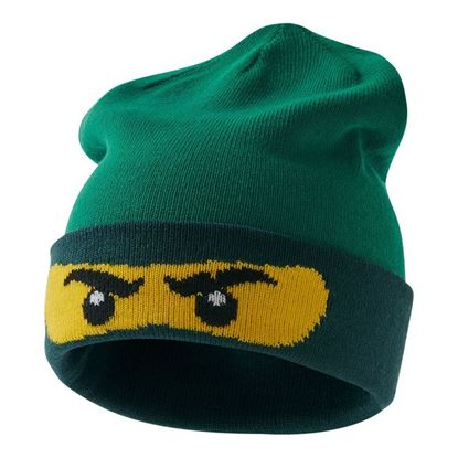 Lego wear Green knitted Ninjago boys hat