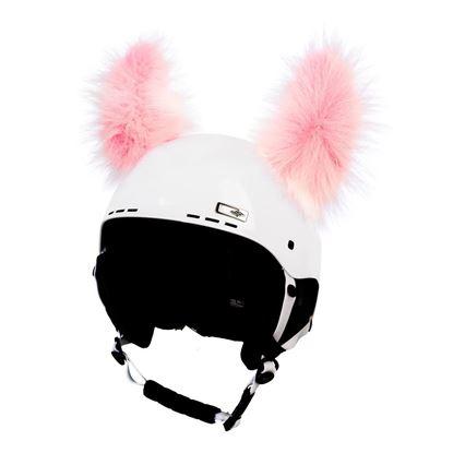 Pink fury horns