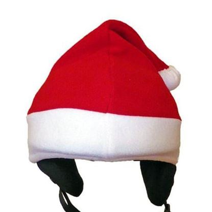 Evercover - Santa Helmet Cover front