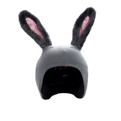 Coolcasc - Rabbit Helmet Cover