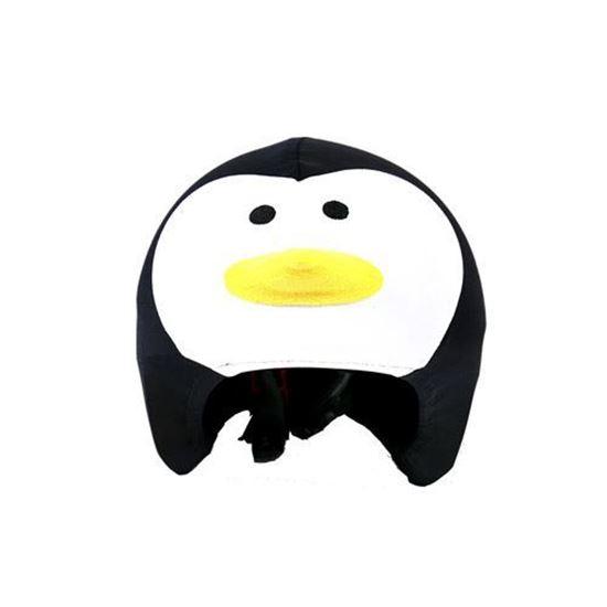 Coolcasc - Penguin Helmet Cove