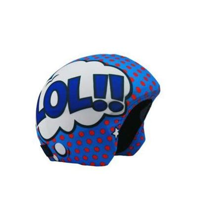 Coolcasc - LOL-WTF Helmet Cover