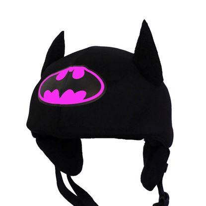 Batgirl Helmet Cover