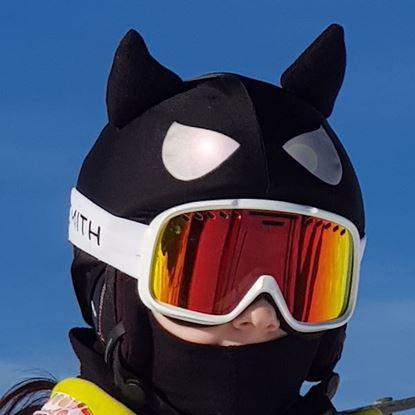 Catwoman helmet cove