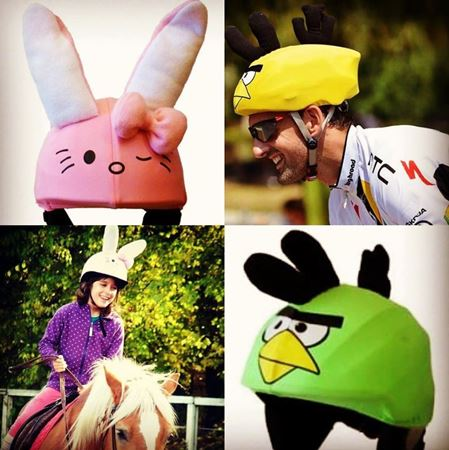Picture for category Helmet Covers