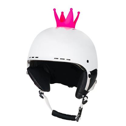Crazy Ears Crown - Pink