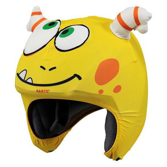 BARTS KIDS - 3D Yellow Monster Helmet Cover