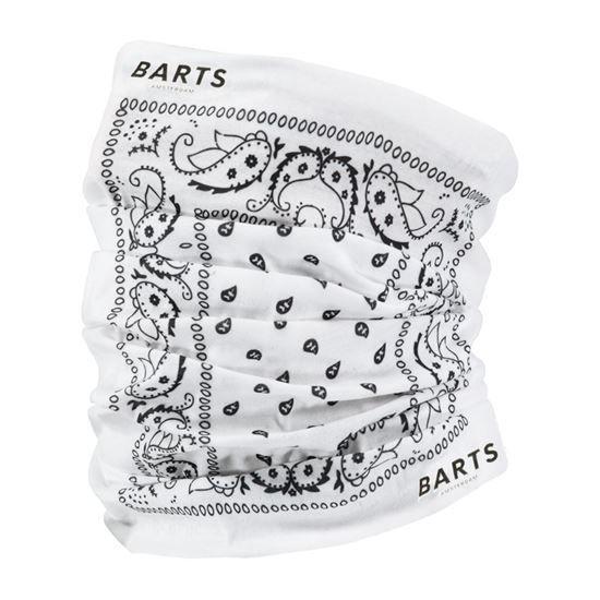 BARTS Multicol Paisley - White