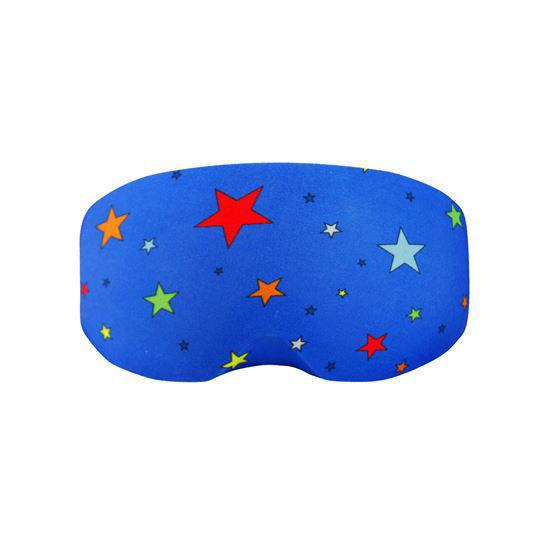 Coolmasc - Coloured Stars Goggle Cover