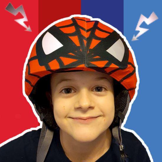 Evercover - Spider Man Helmet Cover