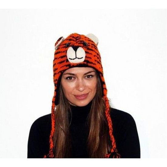 Picture of Pink Yak Tiger Hat
