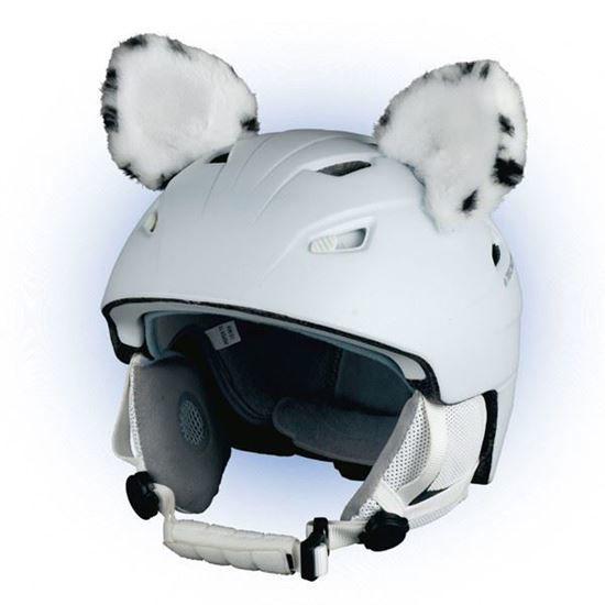 Crazy Ears Snow Leopard Ears