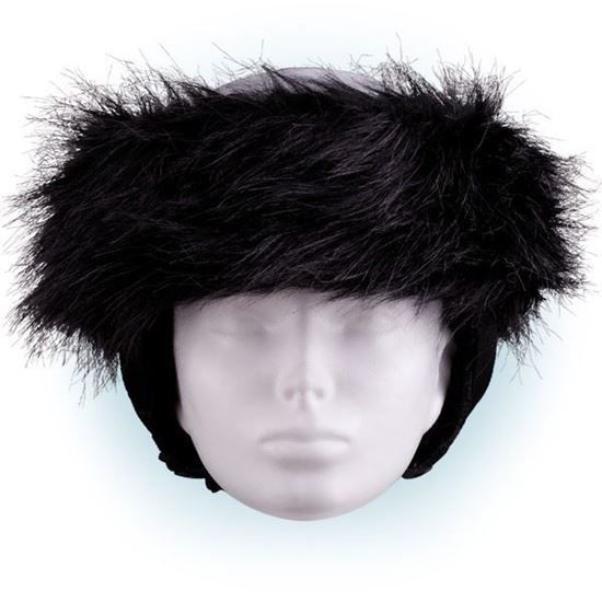 Picture of Crazy Ears - Helmet Band Black