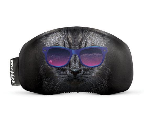 BAD KITTY SOC The bad kitty gogglesoc. Meow.