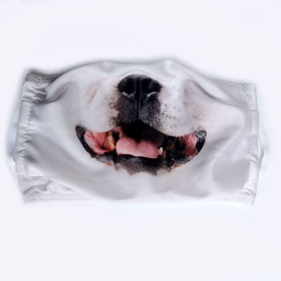 EVERCOVER - DOGGY FACE MASK COVER Front