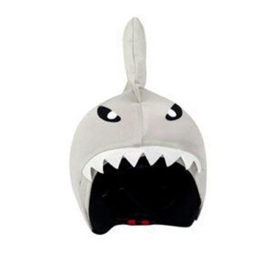 Coolcasc - Shark Helmet Cover
