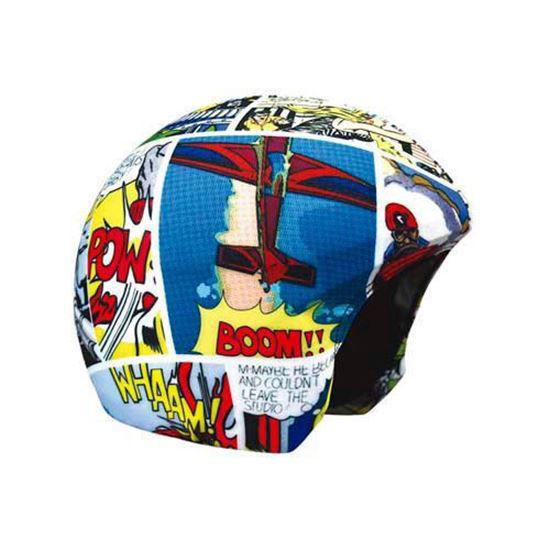Coolcasc - Comic Helmet Cover