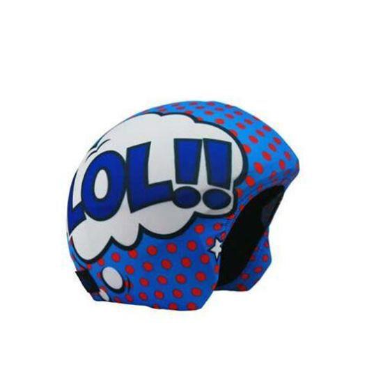 Coolcasc - LOL-WTF Helmet Cover