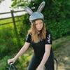 Coolcasc - Rabbit Helmet Cover
