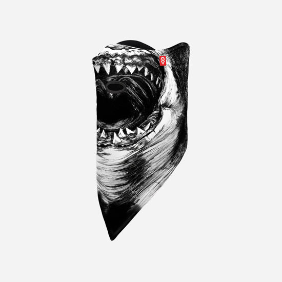 AIRHOLE FACEMASK Shark - New 20/21 - S/M