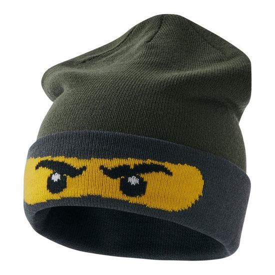 LWAlfred 708 – LEGO® NINJAGO® boys hat Olive Green