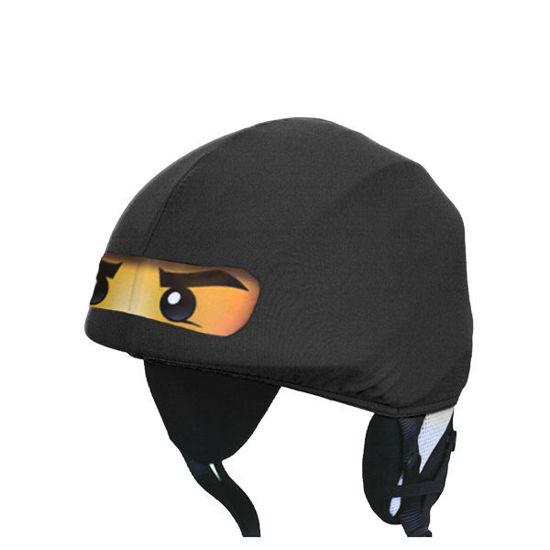 Evercover - Black Ninja Helmet Cover