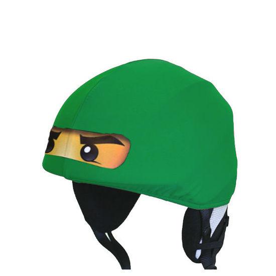 Evercover - Green Ninja Helmet Cover