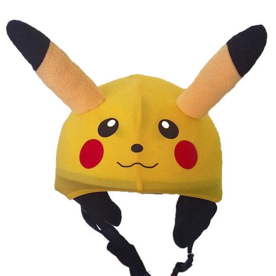 Evercover - Pikachu Pokemon Helmet Cover