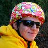 Stop! Bike Helmet cover